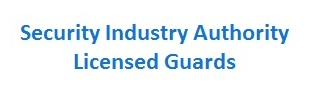 Security Industry Authority Licensed Guards